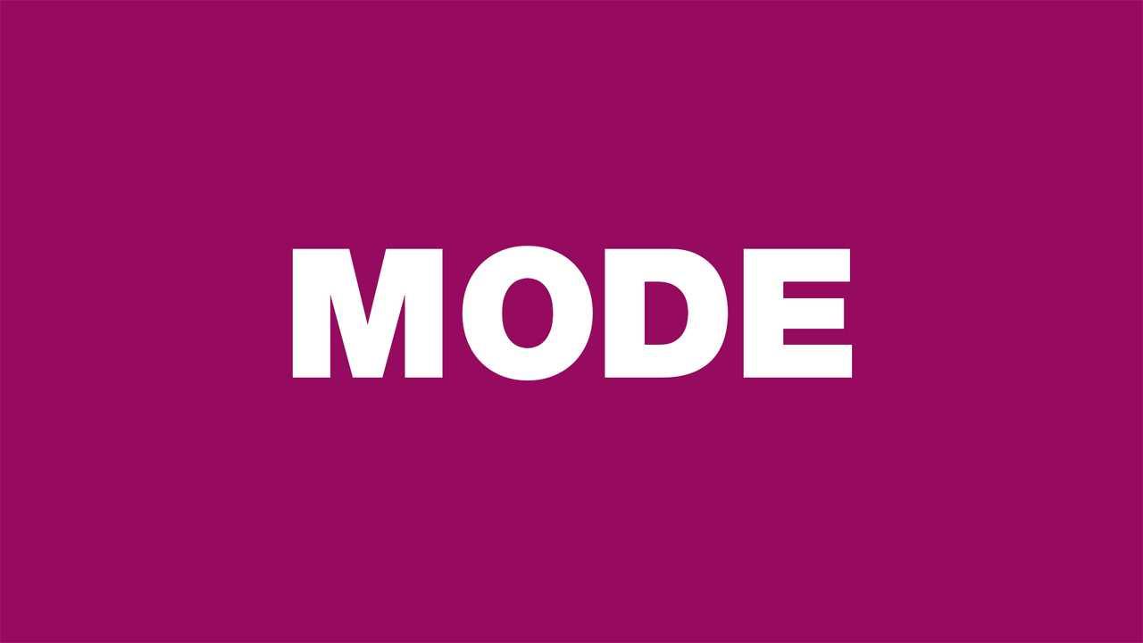 Sur France 24 dès 11h52 : Mode