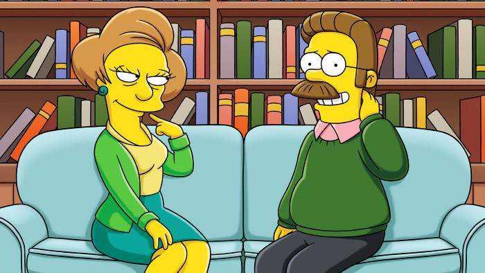 Sur serieclub dès 20h30 : Les Simpson
