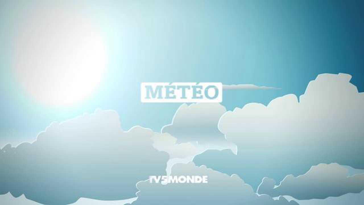 Sur TV5 Monde dès 18h26 : Météo