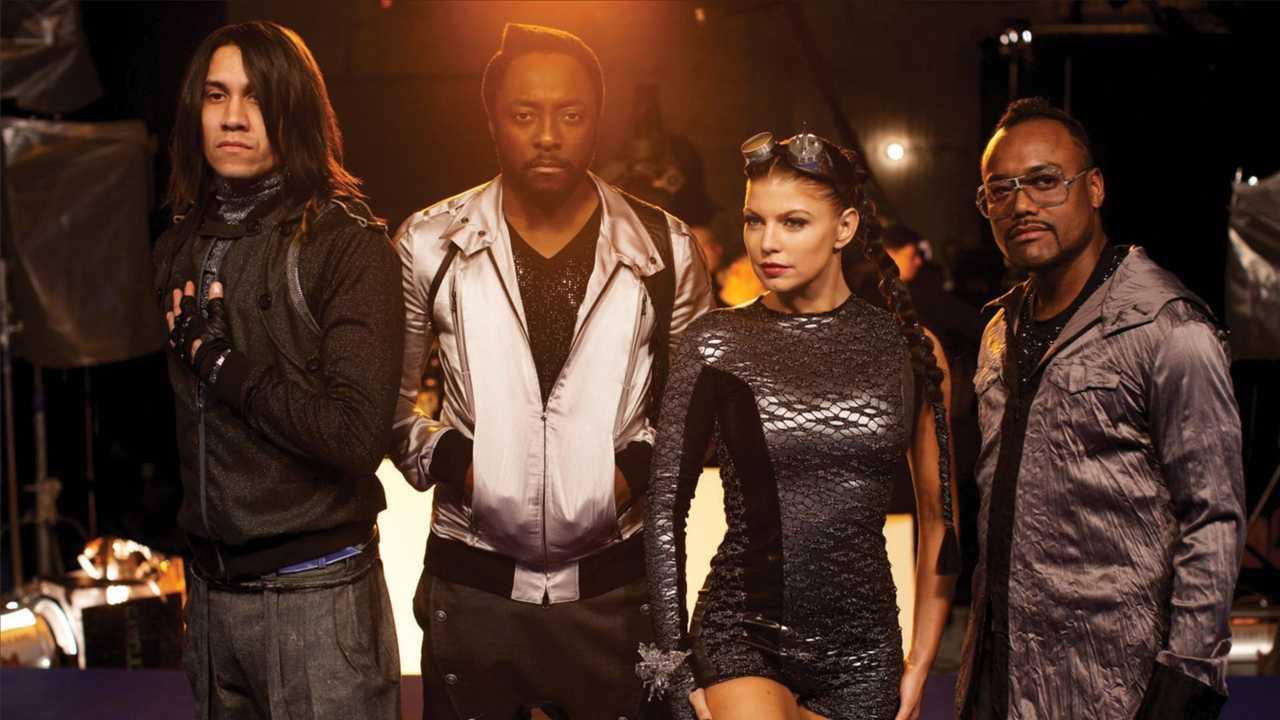 Sur Stingray i Concerts dès 10h01 : Black Eyed Peas: Live From Sydney To Vegas