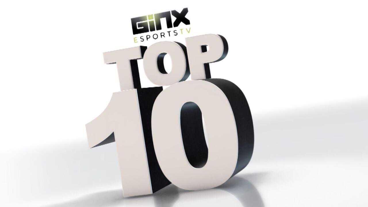Sur Ginx dès 08h30 : Top 10