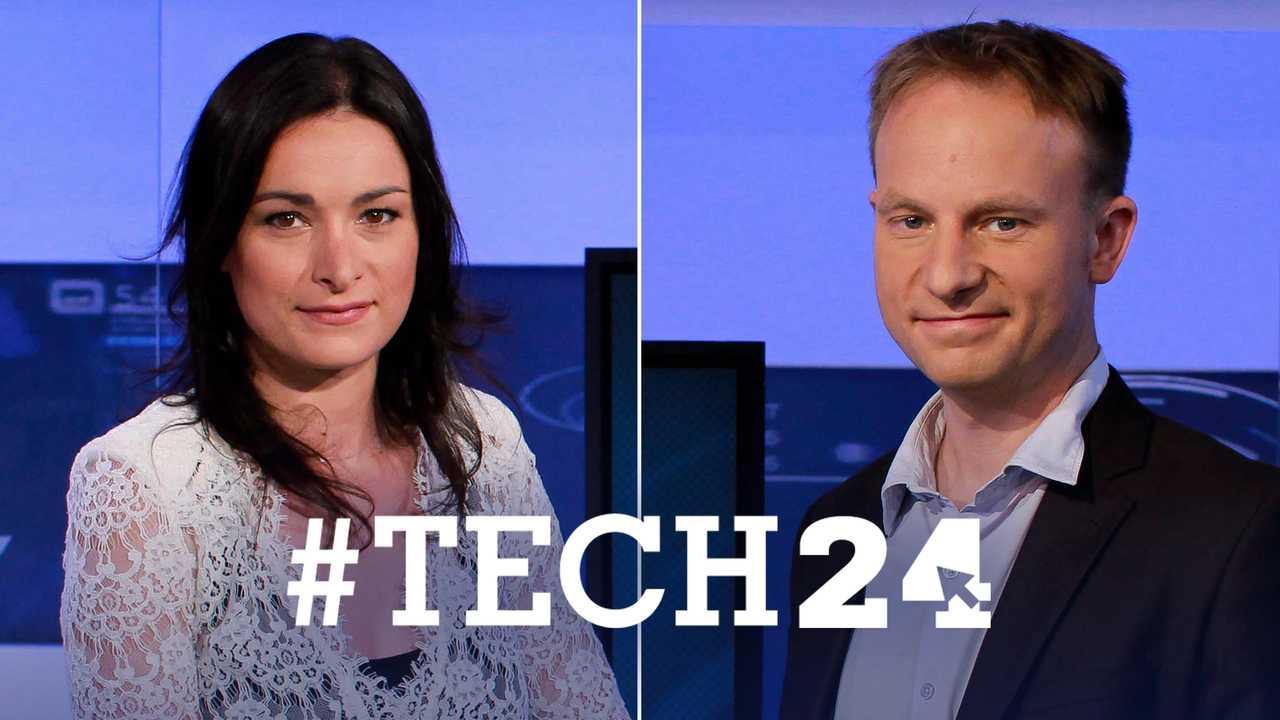 Sur France 24 dès 09h45 : Tech 24