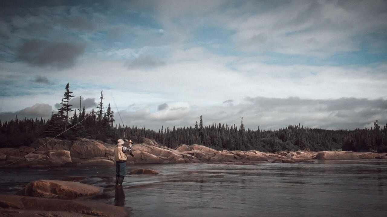Sur Chasse et Peche dès 22h17 : Mythiques rivières à saumon