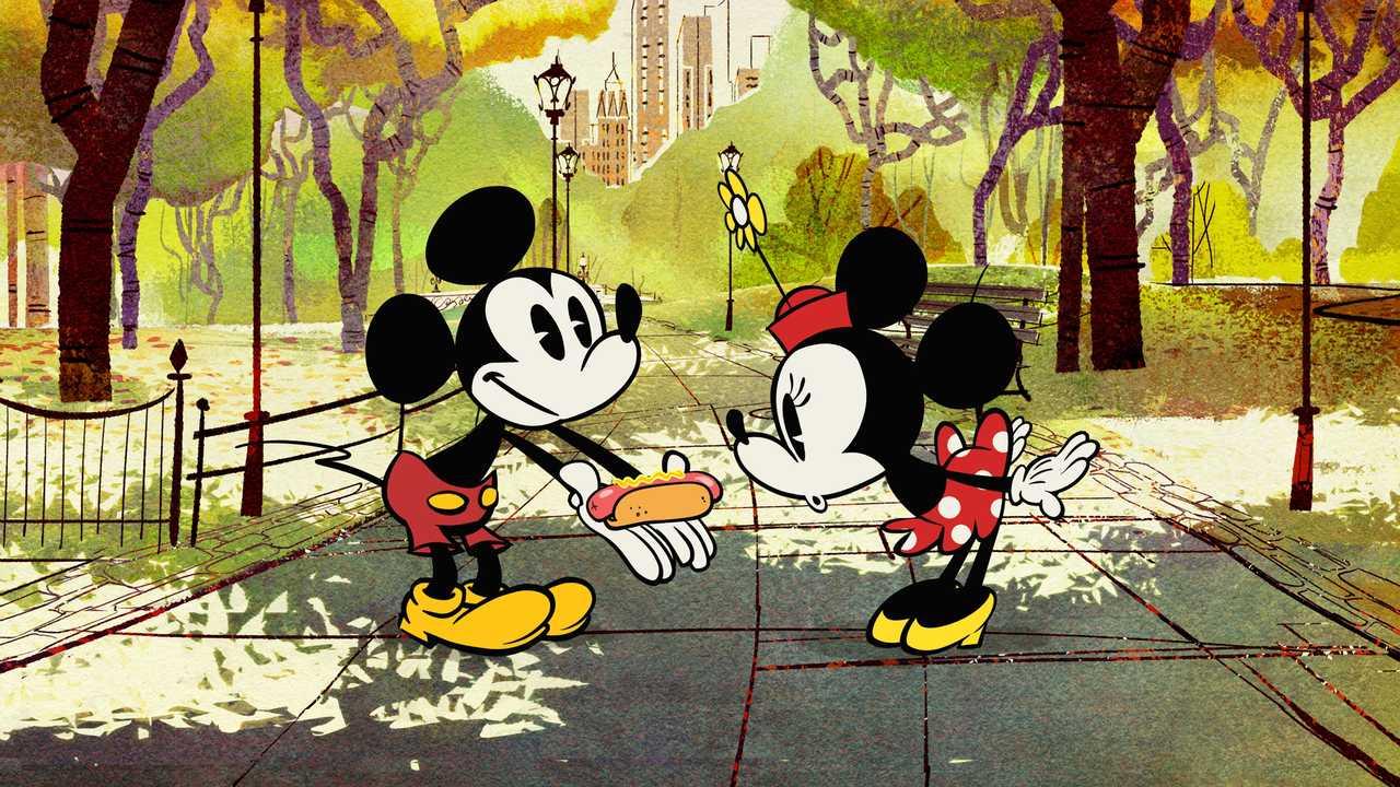 Sur Disney Channel Plus 1 dès 21h45 : Mickey Mouse compilations