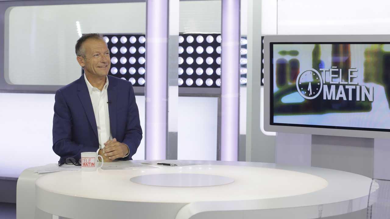 Sur TV5 Monde dès 08h00 : Télématin