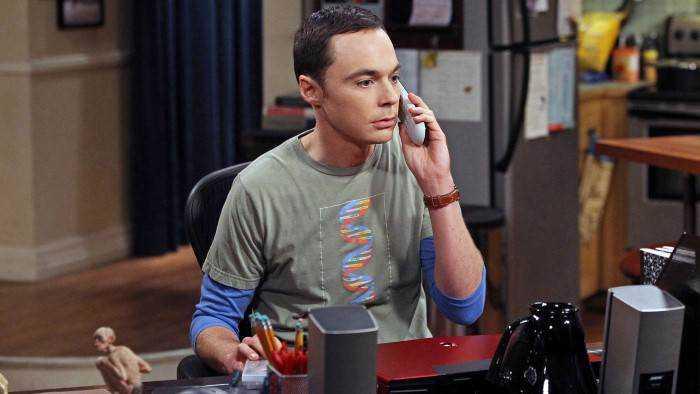 Sur NRJ 12 dès 16h45 : Big Bang Theory