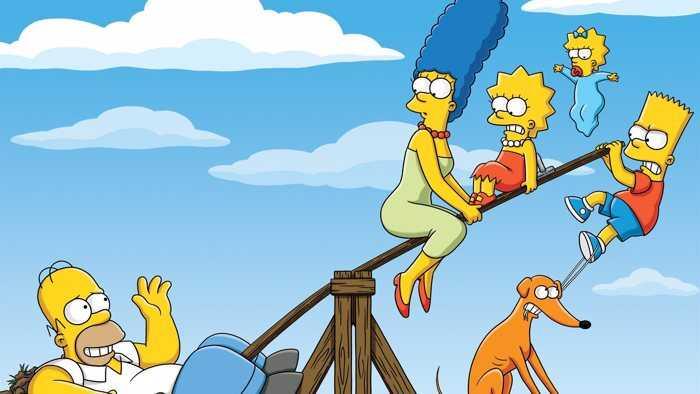 Sur serieclub dès 20h55 : Les Simpson