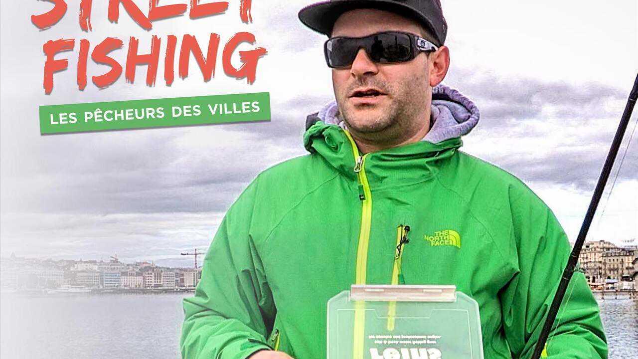 Street Fishing, les pêcheurs des villes