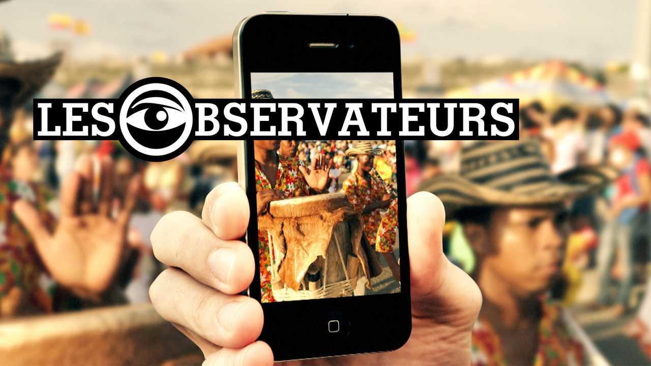 Sur France 24 dès 10h21 : Les observateurs
