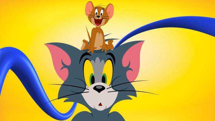 Sur Boomerang dès 06h35 : Tom et Jerry Show