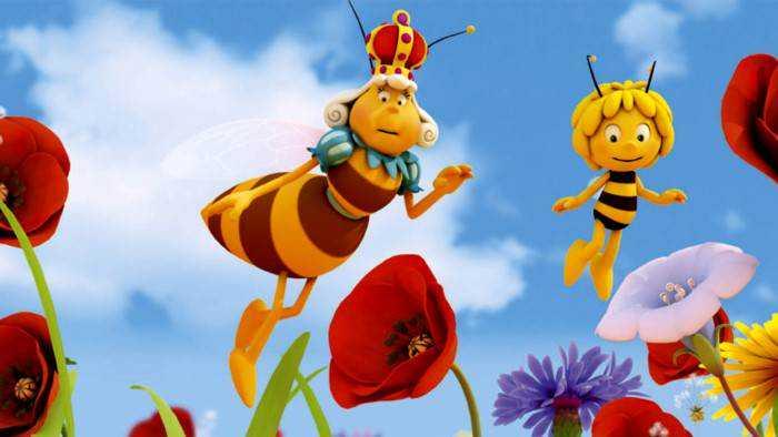 Sur TIJI dès 22h02 : Maya l'abeille 3D