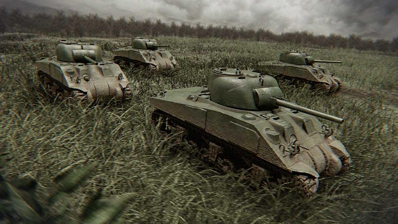 Sur Toute L Histoire dès 16h18 : Tanks vs tanks