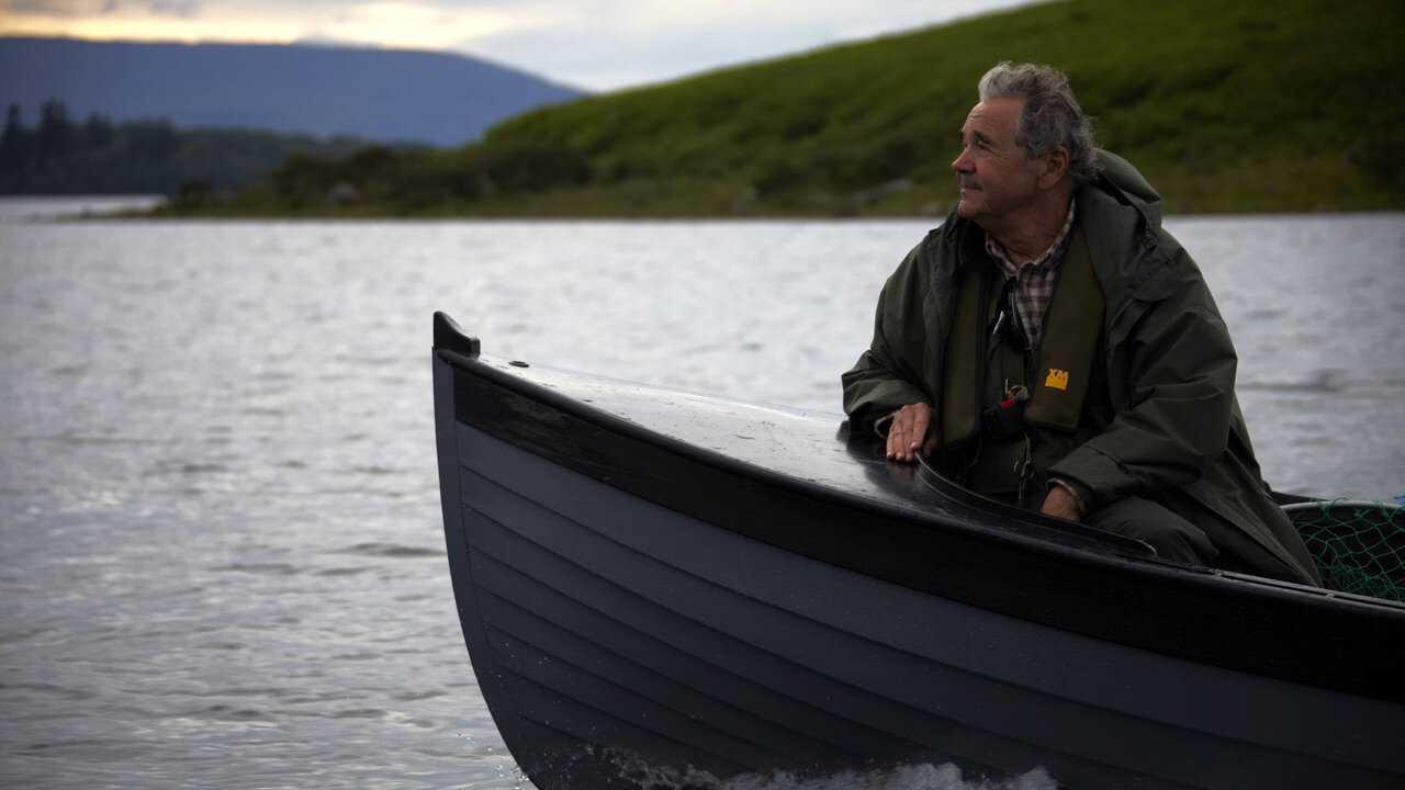 Sur Seasons dès 11h54 : Pierre Perret, pêcheur d'Irlande