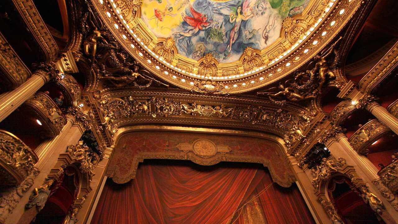 Sur France 5 dès 11h10 : Opéras, joyaux de l'architecture