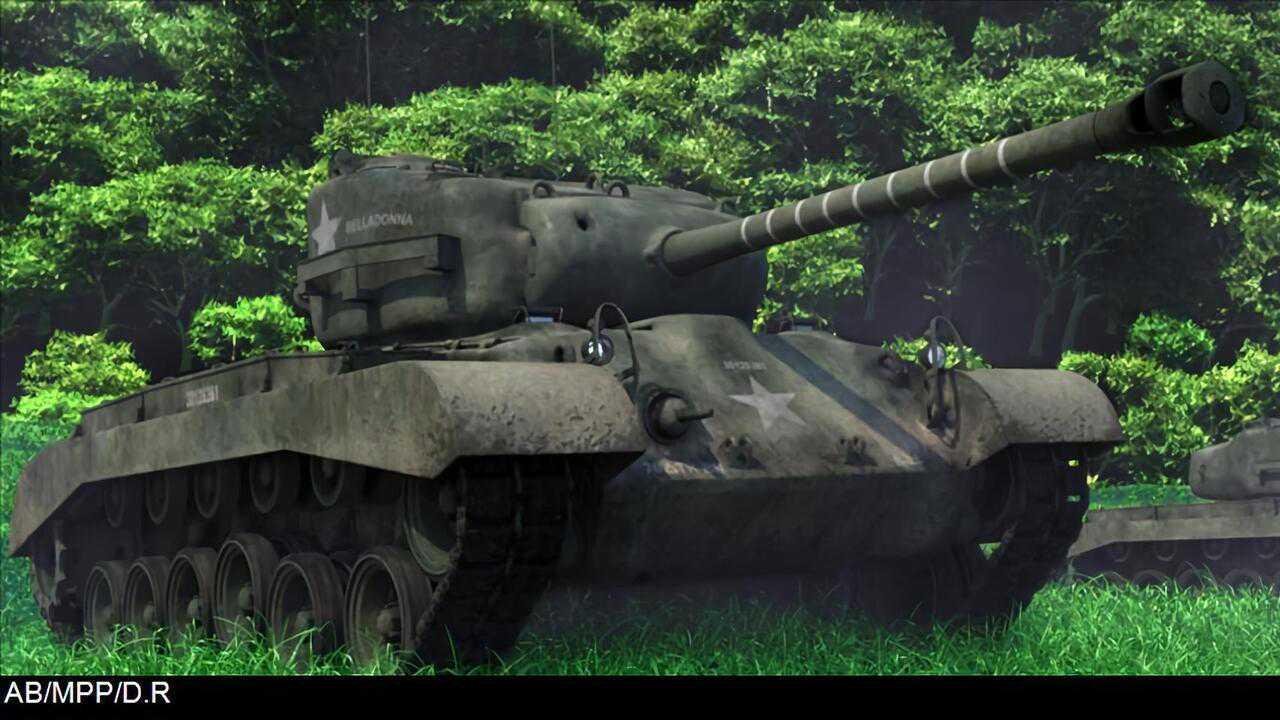 Sur Toute L Histoire dès 17h07 : Tanks vs tanks