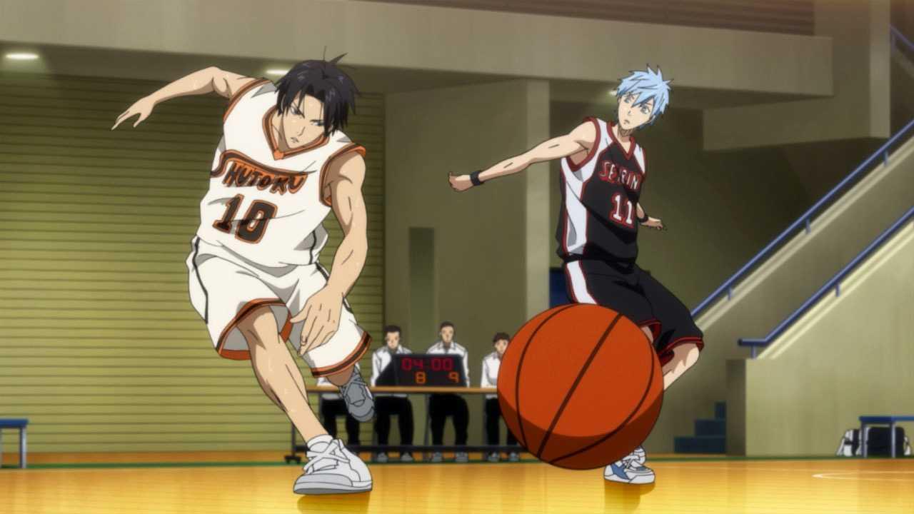 Sur Game One dès 12h50 : Kuroko's Basket