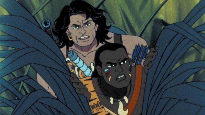 Sur Mangas dès 06h11 : Conan l'aventurier