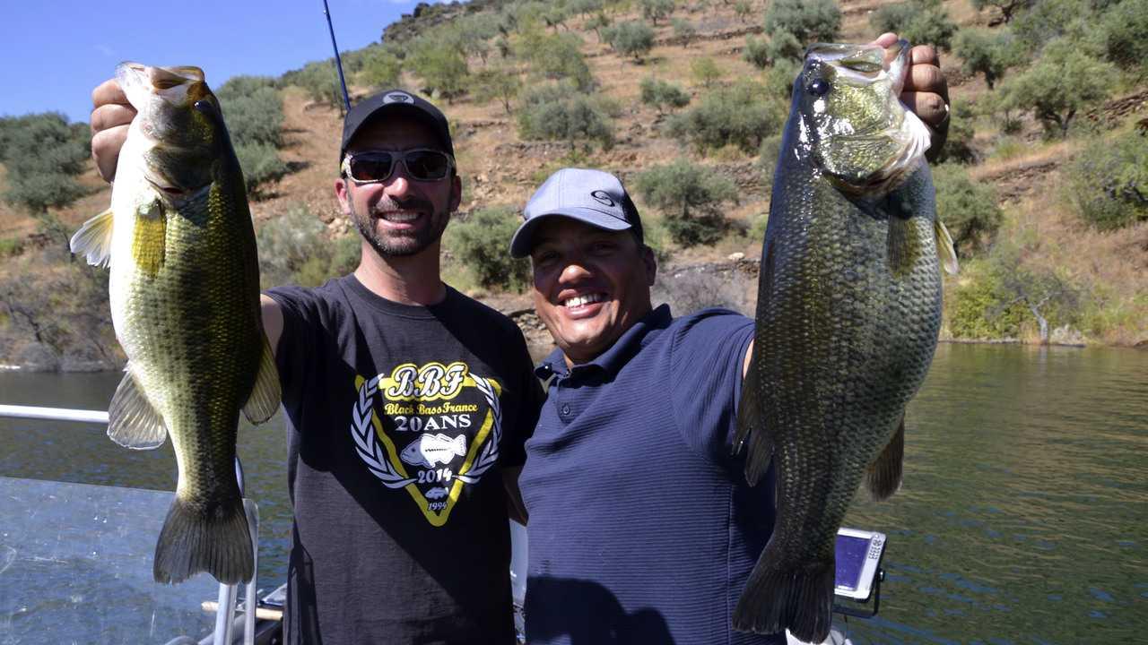 Sur Seasons dès 15h23 : Portugal, nouvel eldorado du bassfishing