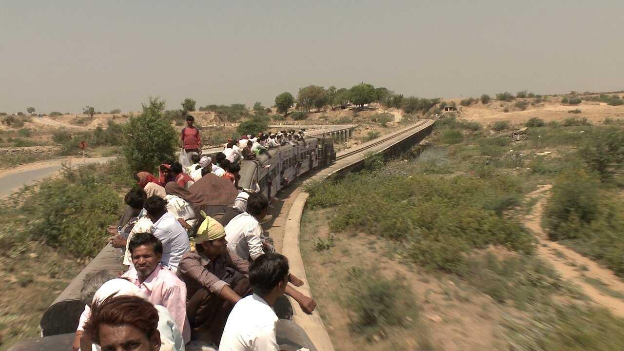 Sur National Geographic dès 12h20 : Des trains pas comme les autres