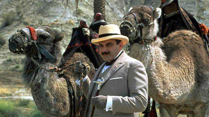 Sur Tv Breizh dès 15h40 : Hercule Poirot