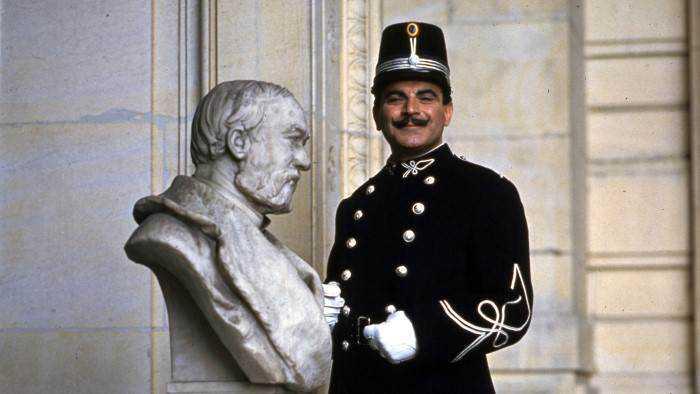 Sur Tv Breizh dès 17h45 : Hercule Poirot