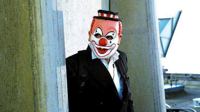 Sur serieclub dès 10h10 : Le clown