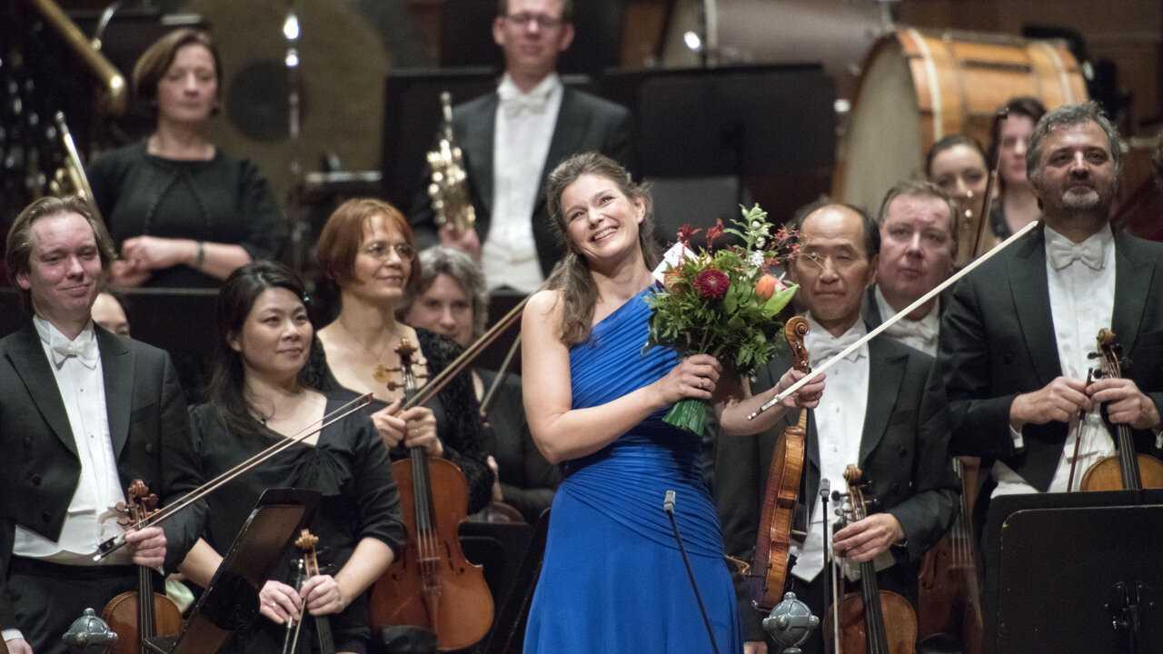 Sur Mezzo Live HD dès 22h30 : Janine Jansen, Daniele Gatti interprètent Bruch et Mahler