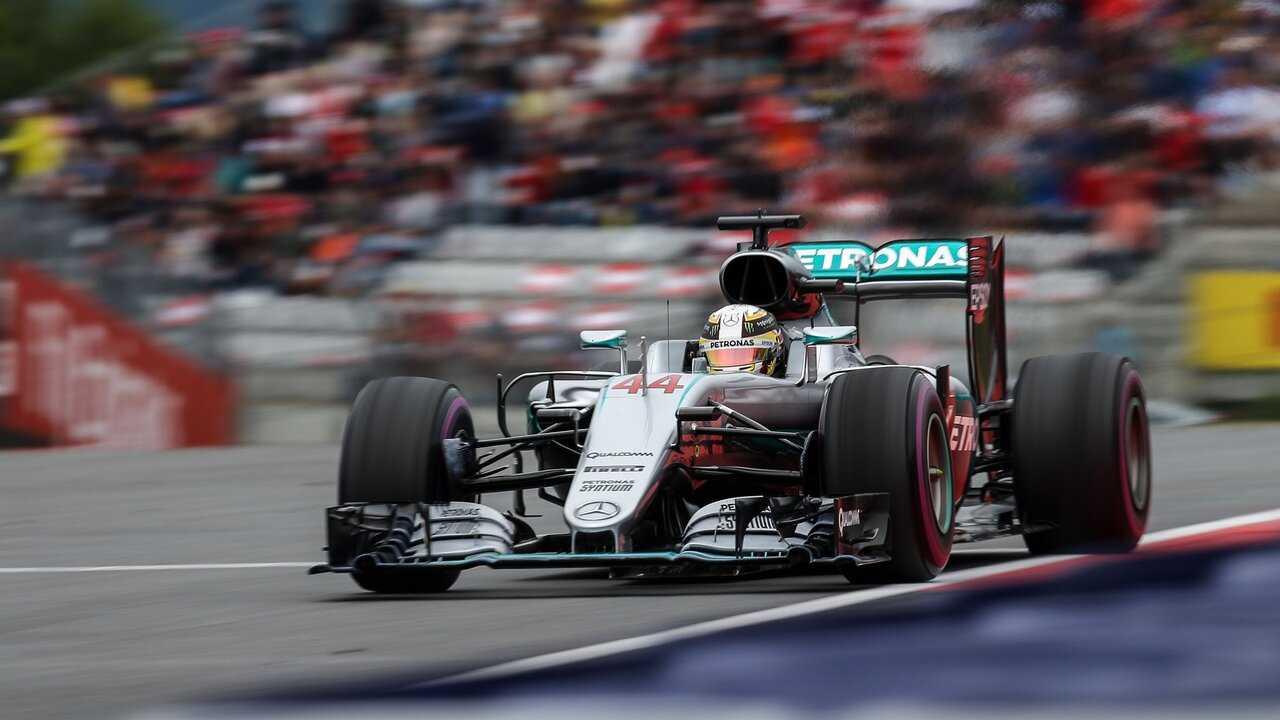Sur Canal Plus Sport dès 14h41 : Le monde de Lewis