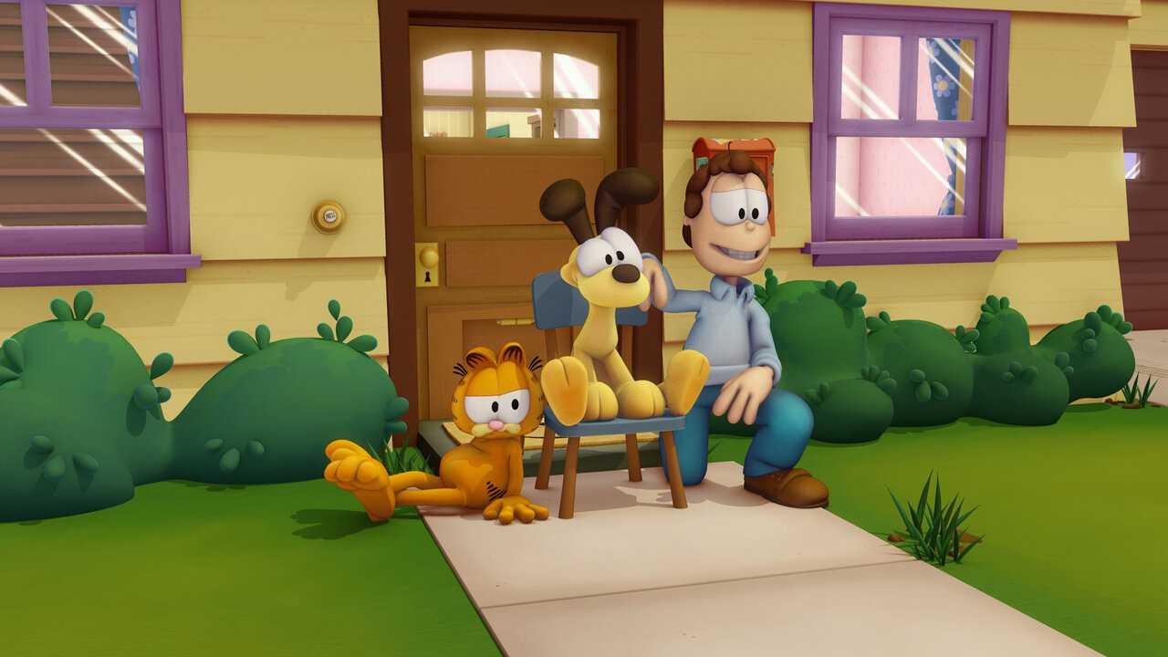 Sur Boomerang dès 07h35 : Garfield & Cie