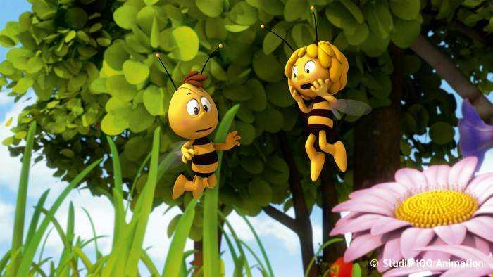 Sur TIJI dès 21h40 : Maya l'abeille 3D