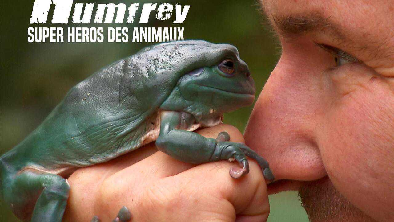 Sur Animaux dès 18h25 : Chris Humfrey, super héros des animaux
