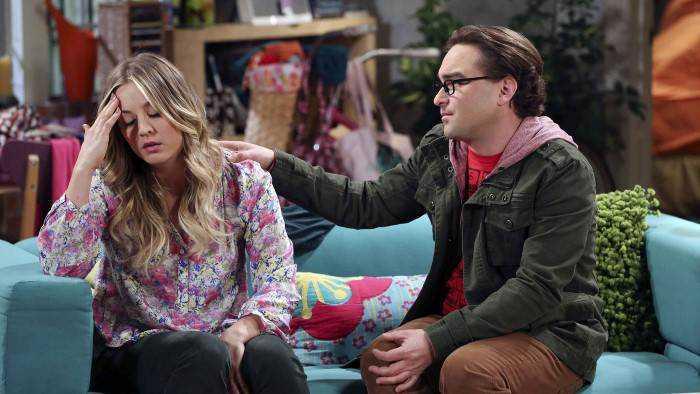 Sur NRJ 12 dès 17h40 : Big Bang Theory