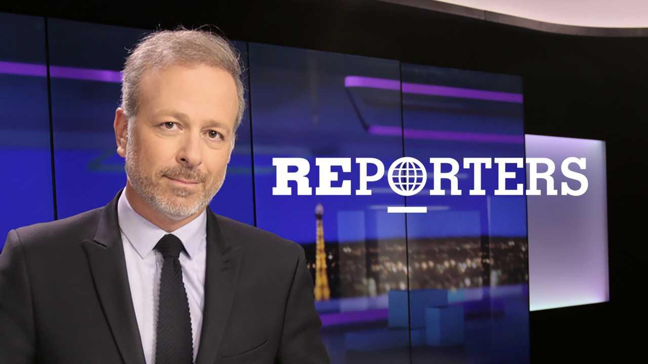 Sur France 24 dès 12h45 : Reporters
