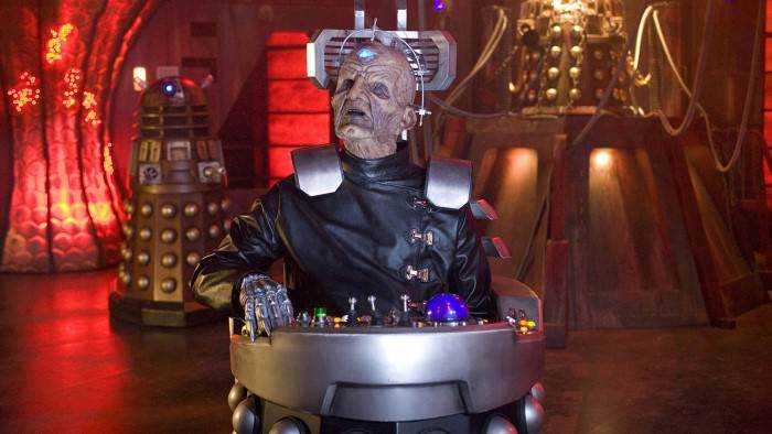Sur Syfy dès 12h05 : Doctor Who