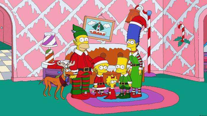 Sur serieclub dès 23h00 : Les Simpson