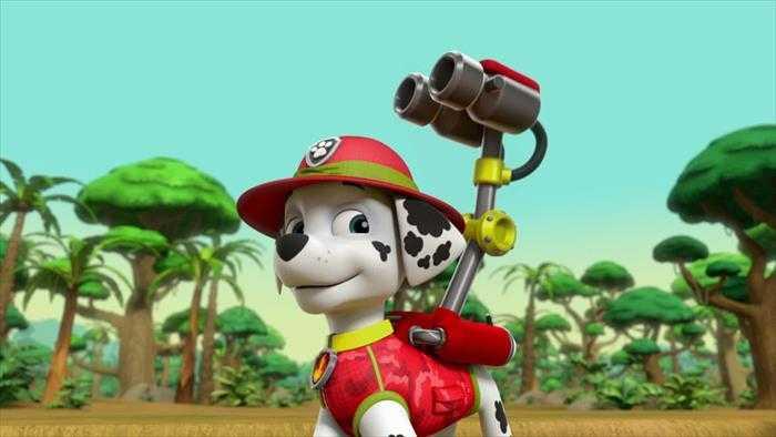 Sur Nickelodeon Junior dès 18h10 : Paw Patrol, la Pat'Patrouille