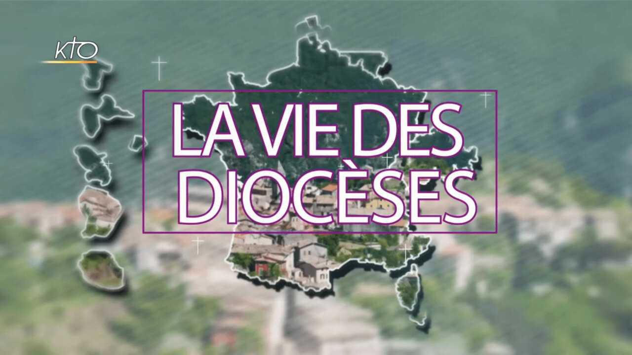 Sur KTO dès 17h06 : La vie des diocèses