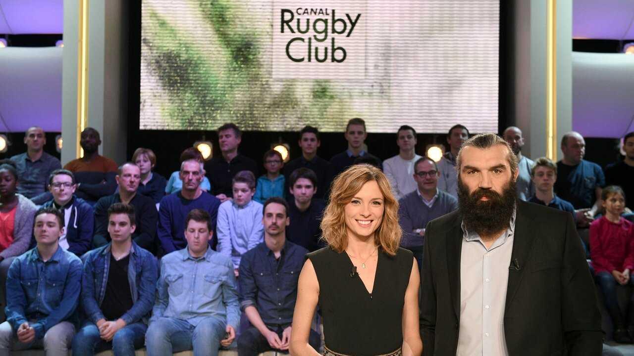 Sur Canal Plus dès 20h09 : Canal Rugby Club 1re partie