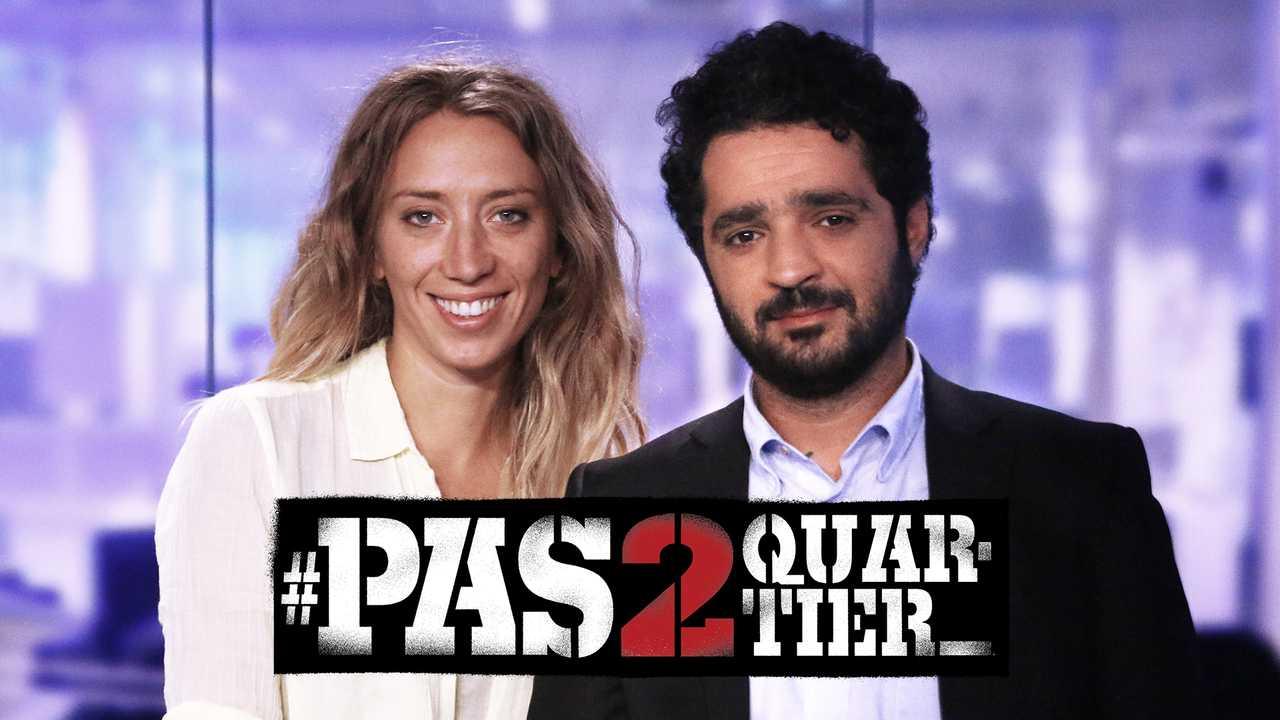 Sur France 24 dès 10h15 : #Pas2quartier