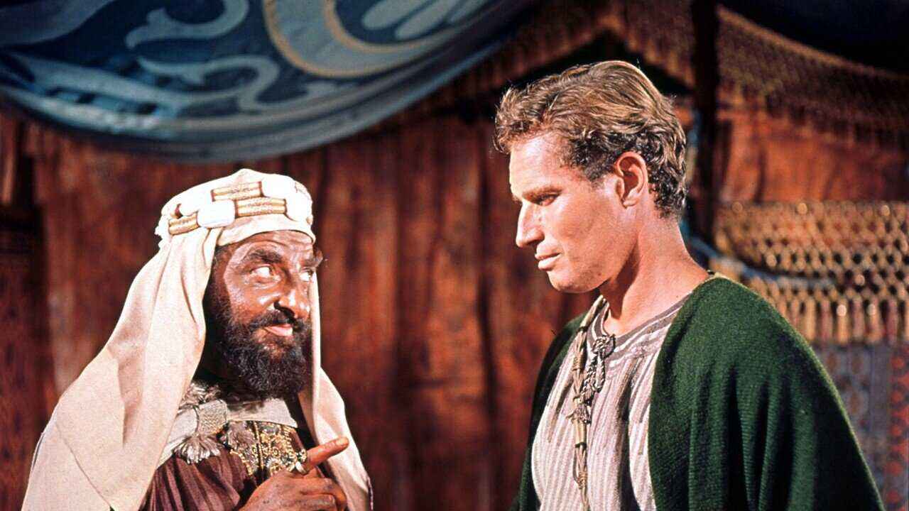 Sur Cine Plus Classic dès 20h50 : Ben-Hur
