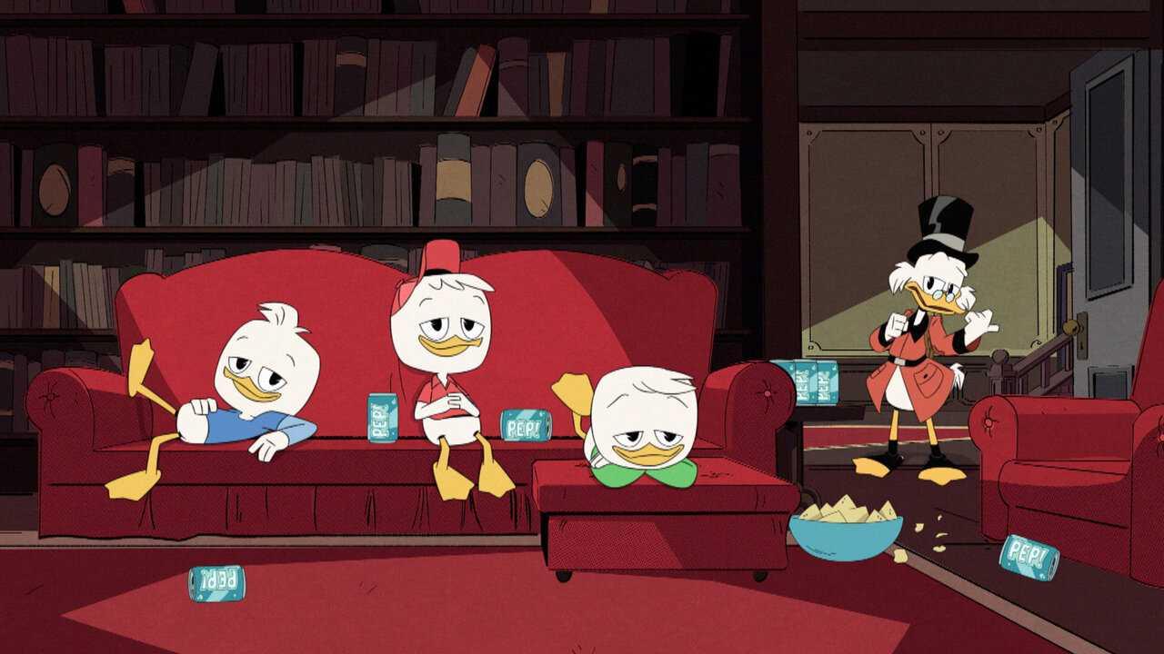 Sur Disney Channel Plus 1 dès 22h30 : La bande à Picsou