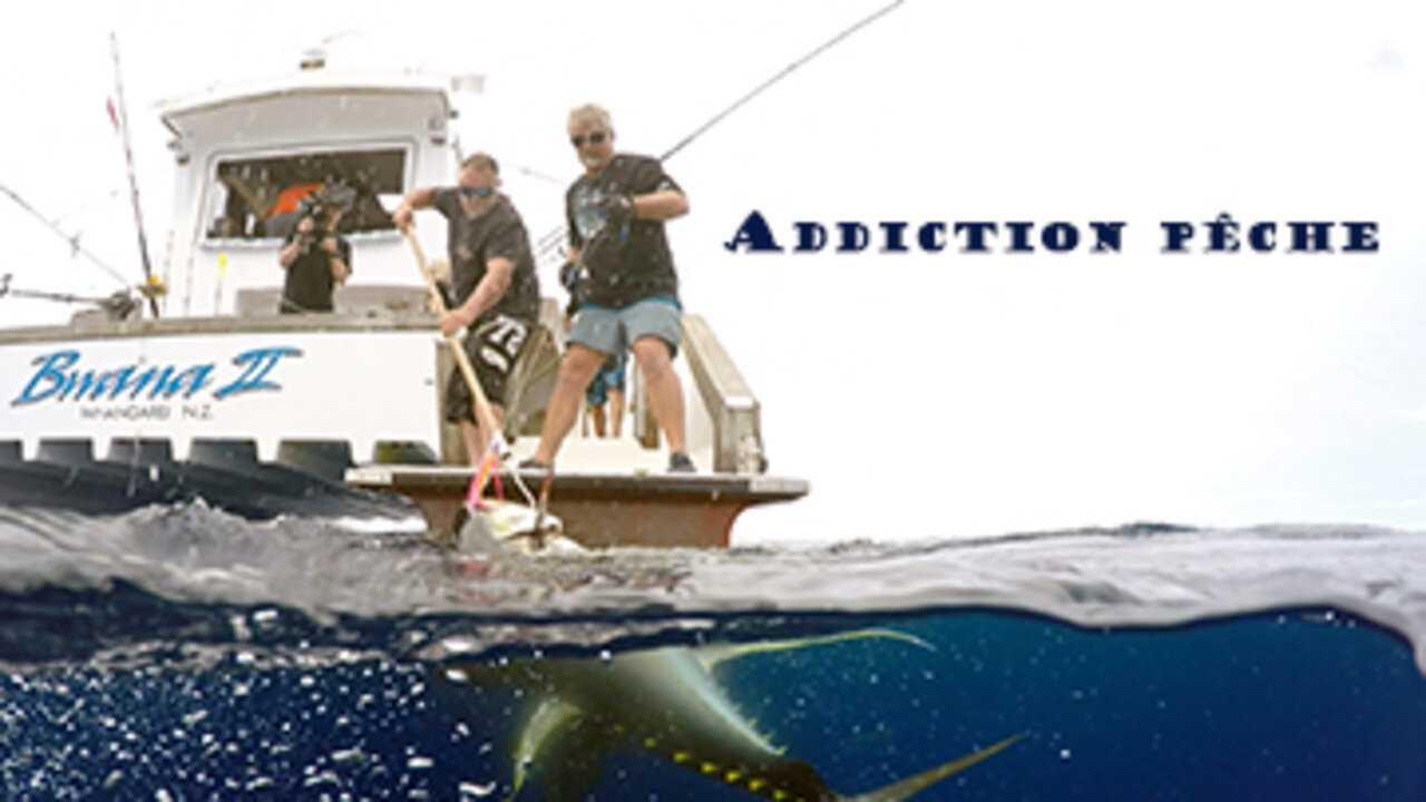 Sur Chasse et Peche dès 08h09 : Addiction pêche
