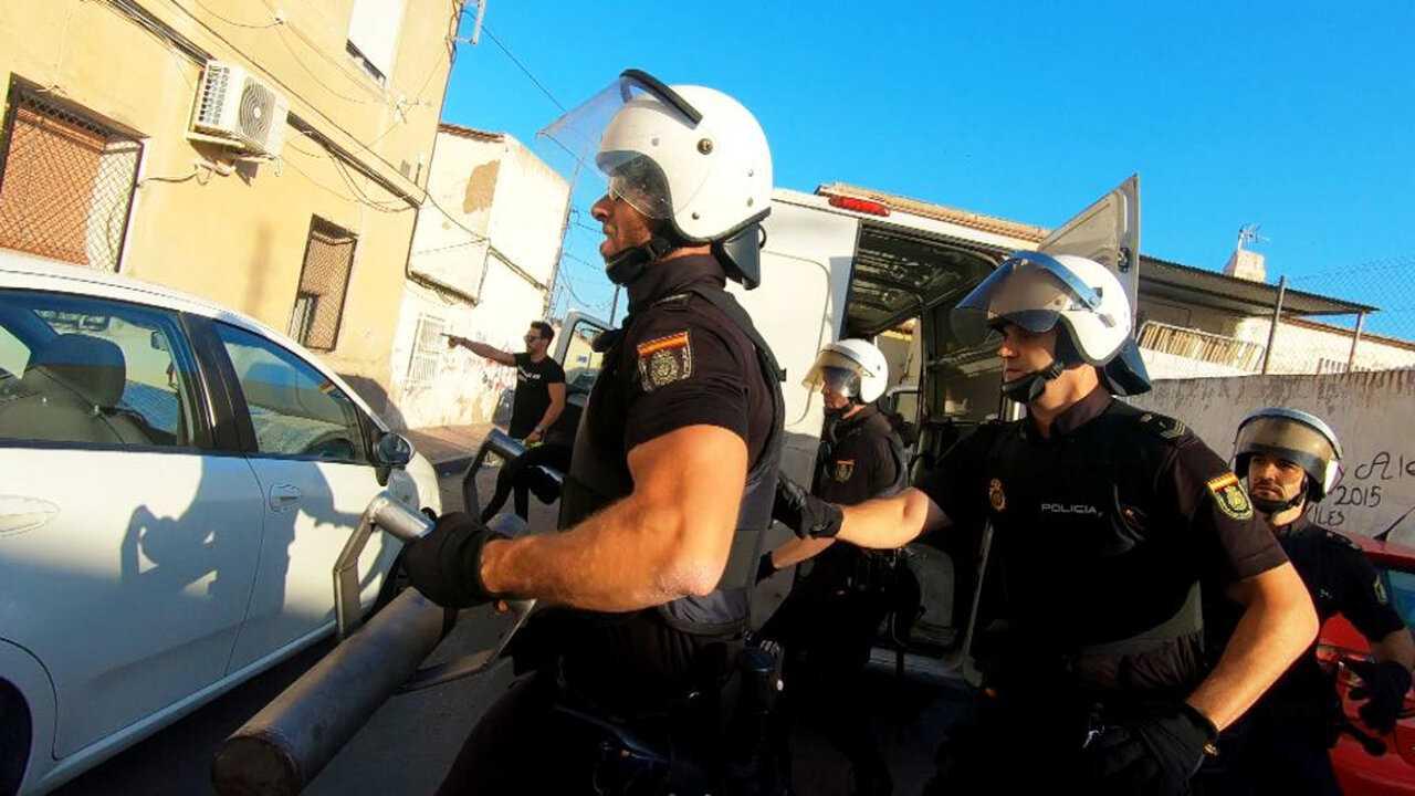 Sur Discovery Channel dès 23h20 : Police sous haute tension