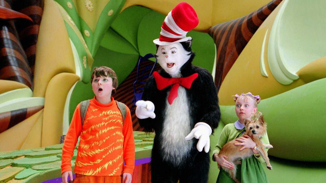 Sur Cine Plus Famiz dès 10h15 : Le chat chapeauté