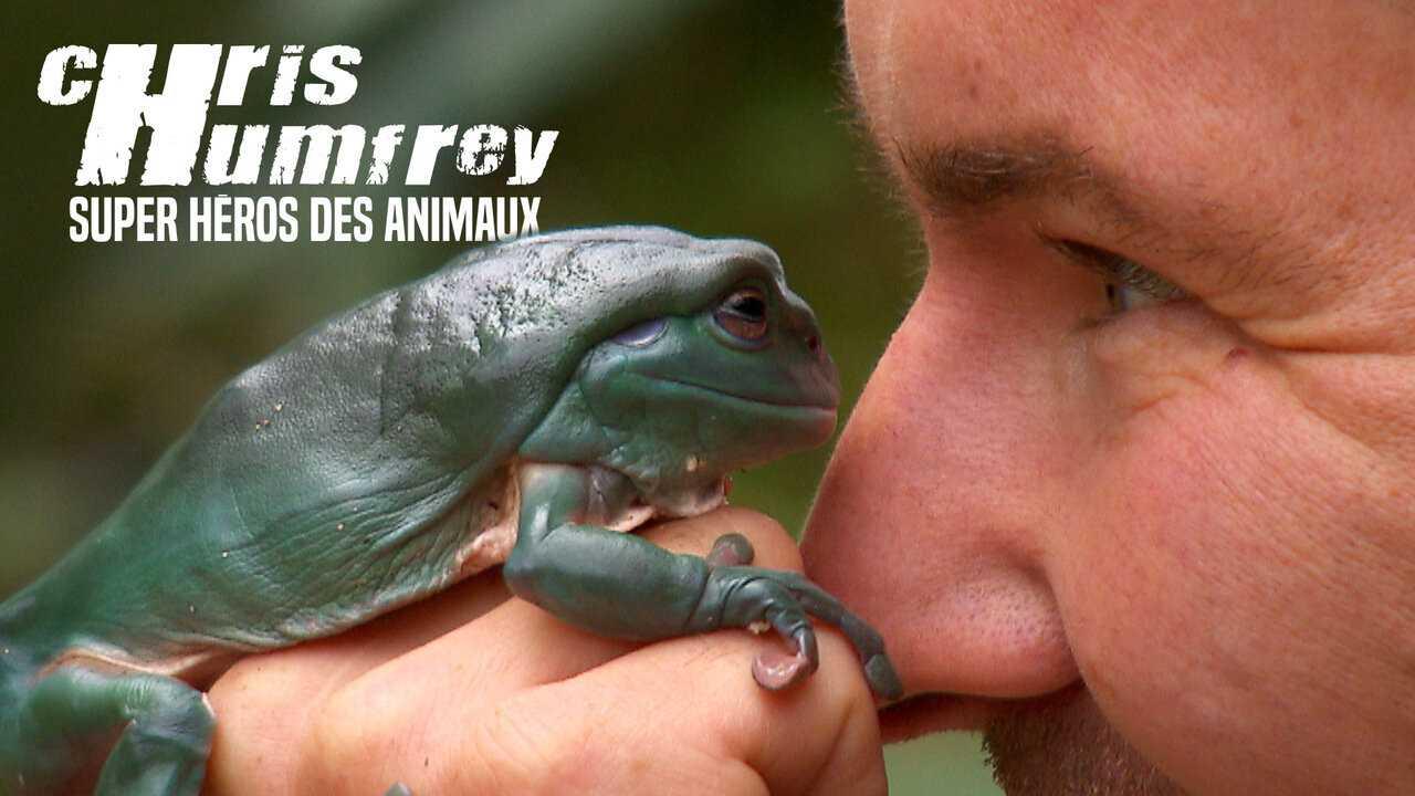 Sur Animaux dès 18h00 : Chris Humfrey, super héros des animaux