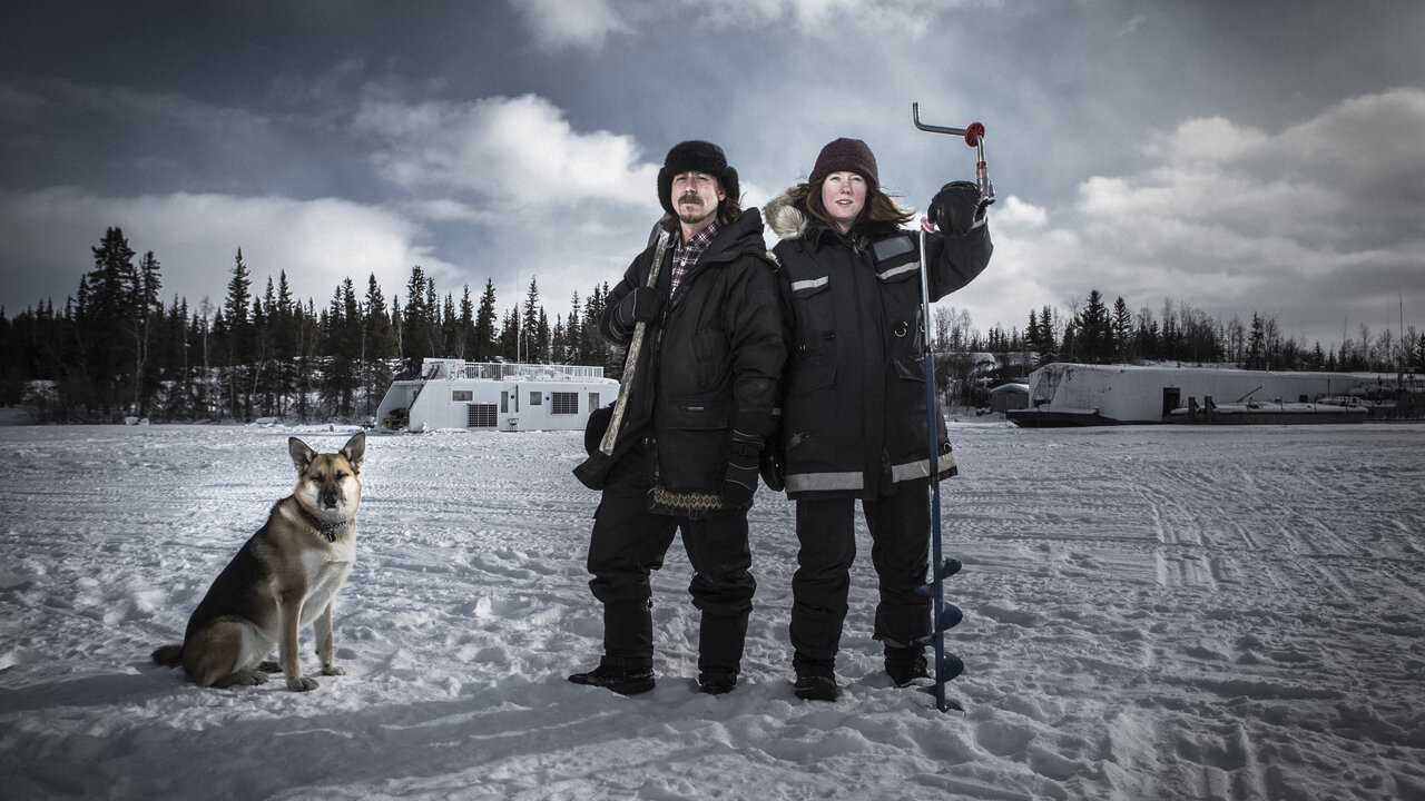 Sur Discovery Channel dès 13h35 : Ice Lake Rebels