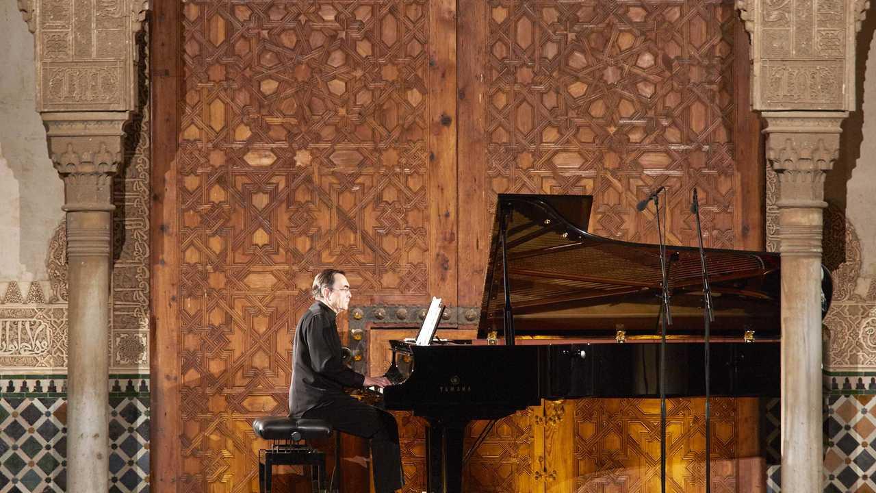 Sur Mezzo Live HD dès 07h00 : Pierre-Laurent Aimard au festival internacional de música y danza de Granada