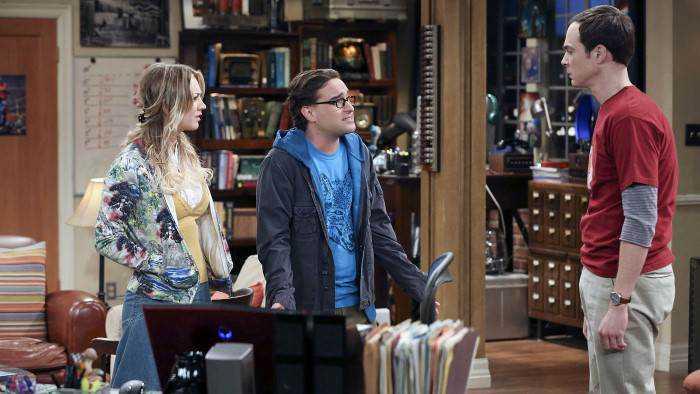 Sur NRJ 12 dès 16h55 : Big Bang Theory