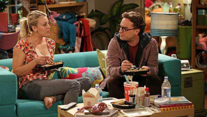 Sur NRJ 12 dès 20h40 : Big Bang Theory