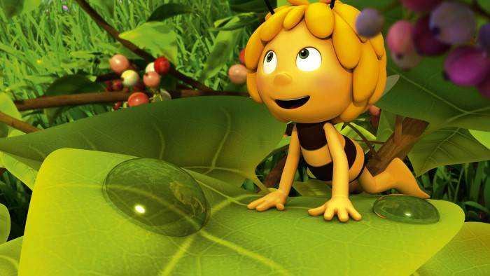 Sur TIJI dès 21h51 : Maya l'abeille 3D